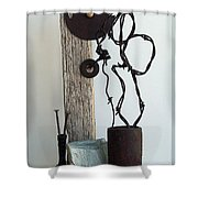 True Bond Shower Curtain