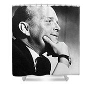 Truman Capote Shower Curtain