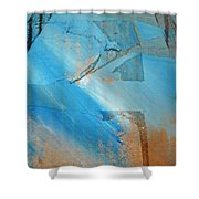 Tsunami Light Shower Curtain