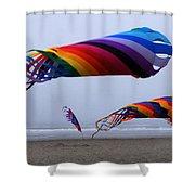 Go Fly A Kite 9 Shower Curtain