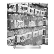 Tuborg Shower Curtain