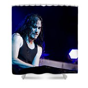 Tuomas Holopainen - Nightwish  Shower Curtain