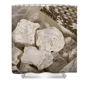 Turkish Delight In A Box Shower Curtain