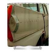 Turn To Stone Shower Curtain