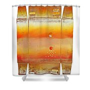 Turner Box Two Shower Curtain