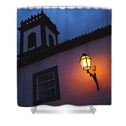 Twilight Shower Curtain by Gaspar Avila