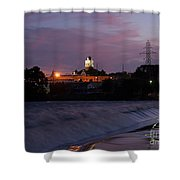 Twilight Rush II Shower Curtain