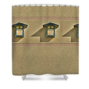 Two O Clock Shower Curtain