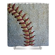 Two Seamer Shower Curtain