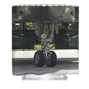 Two Taurus Cruise Missiles On A Tornado Shower Curtain