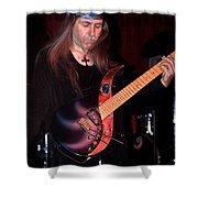 Uli Jon Roth And His Sky Guitar Shower Curtain