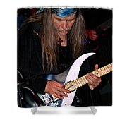 Uli Jon Roth At The Grail 2008 Shower Curtain