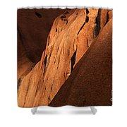 Uluru Australia 7 Shower Curtain