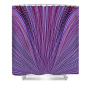 Unbridled Shower Curtain