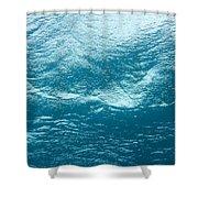 Underwater Image Shower Curtain