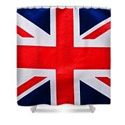 Union Flag Shower Curtain