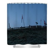 Union Hill Shower Curtain