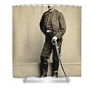 Union Soldier, 1860s Shower Curtain