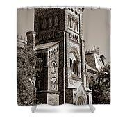 University Of Toronto 2 Shower Curtain