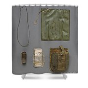Unknown Soldier Identified Shower Curtain