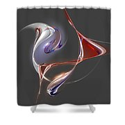 Untitled 092712 Shower Curtain