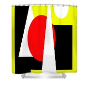 Untitled Ch 10 Shower Curtain