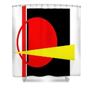 Untitled Ch 3 Shower Curtain