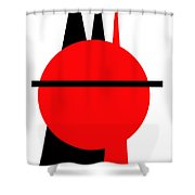 Untitled Ch 8 Shower Curtain
