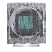 Untitled No. 37 Shower Curtain