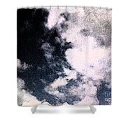 Up In The Clouds 2 Shower Curtain