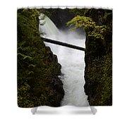 Upper Qualicum Falls 2 Shower Curtain