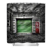 Urban Box 2.0 Shower Curtain