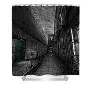 Urban Box 3.0 Shower Curtain