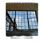 Urban Decay - The Sky Is The Roof Shower Curtain