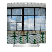 Urban Decay - What's Still Standing Shower Curtain