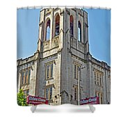 Urban Grace Church Shower Curtain