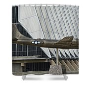 Us Air Force Academy Chapel 4 Shower Curtain