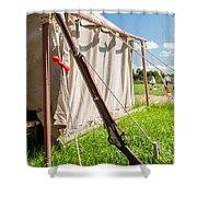 Usa Springfield 1861 Shower Curtain