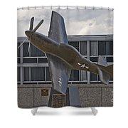 Usafa Air Model 6 Shower Curtain