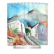Ussat 01 Shower Curtain