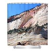 Utah 16 Shower Curtain