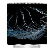 Utensils Shower Curtain