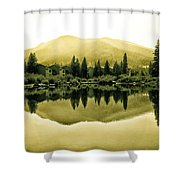 Vail Reflections 2 Shower Curtain