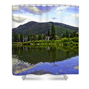 Vail Reflections 6 Shower Curtain