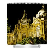 Vajdahunyad Castle Shower Curtain
