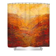 Valley Of Hope Shower Curtain