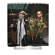 Van Halen-7072 Shower Curtain