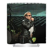 Van Halen-7085 Shower Curtain