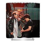 Van Halen-7127 Shower Curtain