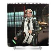 Van Halen-7168 Shower Curtain